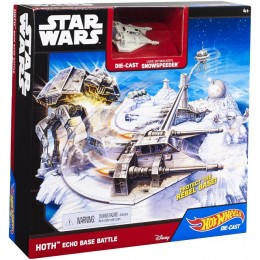 Hot Wheels Star Wars CGN34 Hoth Echo Starcie