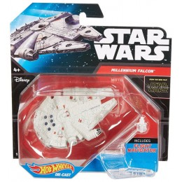 Hot Wheels Star Wars Statek kosmiczny Millenium Falcon CKJ66