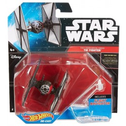Hot Wheels Star Wars Statek kosmiczny Tie Fighter First Order CKJ67