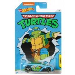 Hot Wheels – Wojownicze Żółwie Ninja – Rogue Hog - Samochodzik Leonardo GJV12