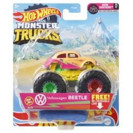 Hot Wheels – Monster Trucks – Volkswagen Beetle GTH59