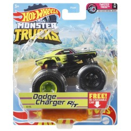 Hot Wheels – Monster Trucks – Dodge Charger R/T GWJ98