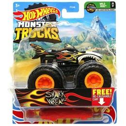 Hot Wheels – Monster Trucks – Shark Wreak GWK12