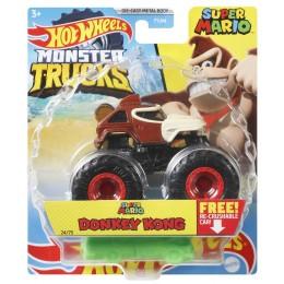 Hot Wheels – Monster Trucks – Super Mario – Donkey Kong GWK21