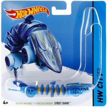 Hot Wheels Mutant Street Shark BBY83