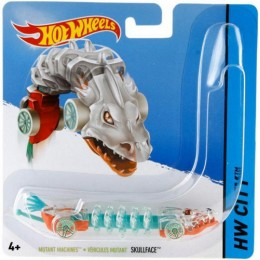 Hot Wheels BBY84 Mutant Skullface Zielony