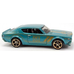 Hot Wheels Auto - Nissan Skyline 2000GT-R