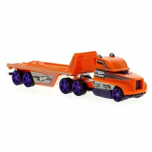 Hot Wheels - Ciężarówka Hitch n' Haul - Track Stars BFM75