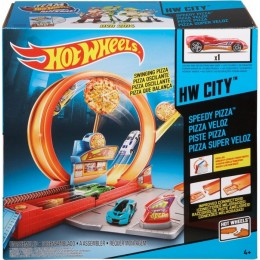 Hot Wheels BGJ05 Dostawa pizzy