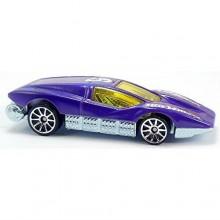 Hot Wheels BHR23 Auto Zmieniające Kolor - Aeroflash