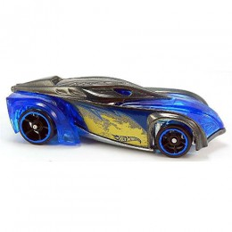 Hot Wheels BHR28 Auto Zmieniające Kolor - El Superfasto