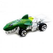 Hot Wheels BHR47 Auto Zmieniające Kolor Sharkruiser