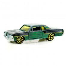 Hot Wheels BHR53 Auto Zmieniające Kolor 64 Pontiac GTO