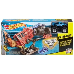 Hot Wheels CCP73 Monster Jam Totalna Demolka