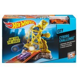 Hot Wheels - Zestaw Cyborg Wyzwanie CDK81