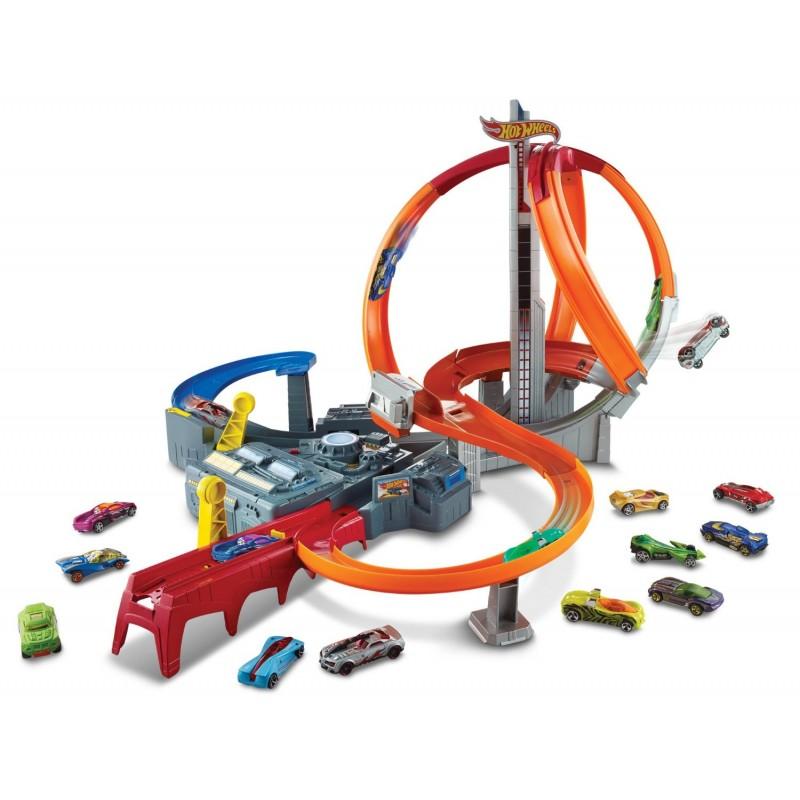 Hot Wheels Cmp80 Mega Garaż Sklep Zabawkowy Kimlandpl