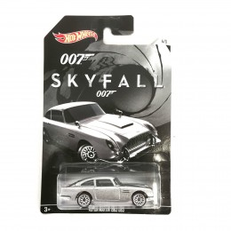 Hot Wheels James Bond - Skyfall - CGB79 Samochodzik Aston Martin 1963 D85