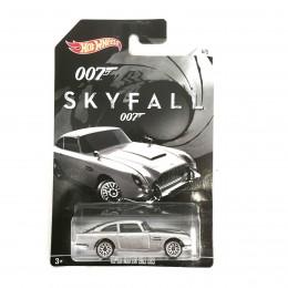 Hot Wheels James Bond - Skyfall - CGB79 Samochodzik Aston Martin 1963 D85