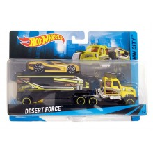 Hot Wheels - Ciężarówka Desert Force CGC23