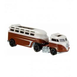 Hot Wheels - Ciężarówka Custom Volkswagen Hauler - Track Stars CGJ44