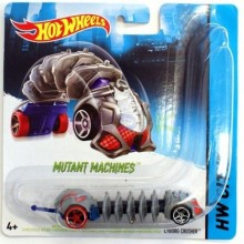 Hot Wheels BBY78 Samochodzik - mutant CGM81 CYBORG CRUSHER