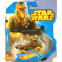 Hot Wheels Star Wars - Samochodzik Chewbacca CGW39