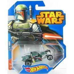 Hot Wheels Star Wars - Samochodzik Boba Fett CGW42