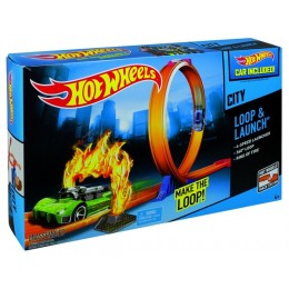 Hot Wheels - Zestaw Super Pętla CMJ37