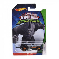 Hot Wheels - Spiderman vs Sinister - Repo Duty - CMJ79 CMJ88