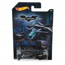 Hot Wheels - Mroczny Rycerz powstaje - Samochodzik Batman The Bat DFK74