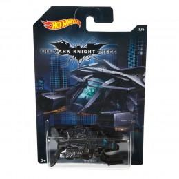 Hot Wheels - Mroczny Rycerz powstaje - Samochodzik Batman The Bat DKF74