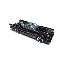 Hot Wheels - Batman Classic TV Series - Samochodzik Batmobile DFK69 DFK71