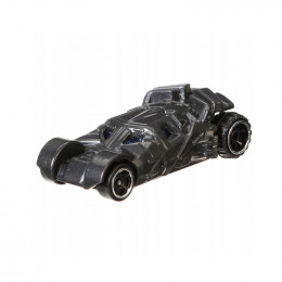 Hot Wheels - Batman Begins - Samochodzik Batmobile DFK69 DFK73