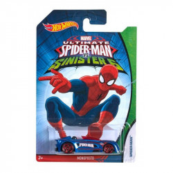 Hot Wheels - Spiderman vs Sinister - Monoposto - CMJ79 DJJ71