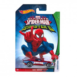 Hot Wheels - Spiderman vs Sinister - Blvd. Bruiser - CMJ79 DJJ72