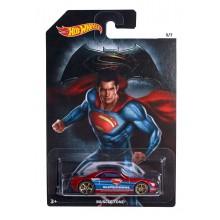 Hot Wheels - Superman - Samochodzik Muscle Tone DJL54