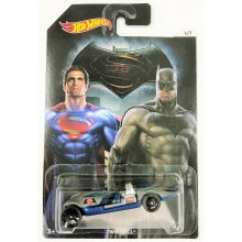 Hot Wheels - Superman - Samochodzik Twin Mill DJL48