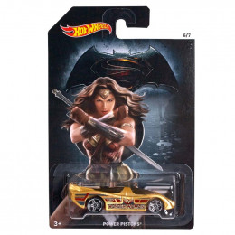 Hot Wheels - Superbohaterowie - Wonder Woman - Power Pistons DJL47 DJL50