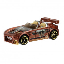 Hot Wheels - Superbohaterowie - Wonder Woman - Tantrum DJL47 DJL51