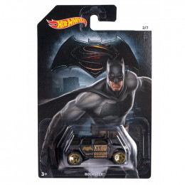 Hot Wheels - Superbohaterowie - Dark Knight - Rockster DJL47 DJL55