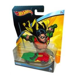 Hot Wheels DC Comics DMM18 Samochodzik Robin