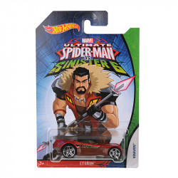 Hot Wheels - Spiderman vs Sinister - Ettorium - CMJ79 DTN69