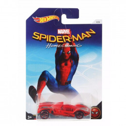 Hot Wheels - Spiderman - Teegray - DWD14 DWD18