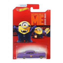 Hot Wheels - Minionki - Samochodzik Fish'd & Chip'd DWF16