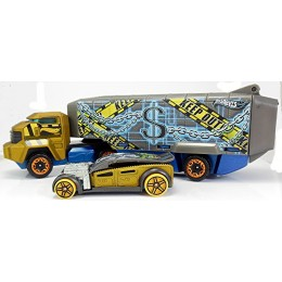 Hot Wheels - Ciężarówka Bank Roller - FKW88