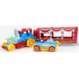 Hot Wheels - Pojazd Car-Nival Steamer - FKW89