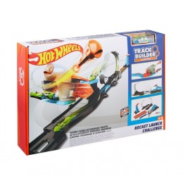 Hot Wheels FLK60 Track Builder - Wyrzutnia rakiet