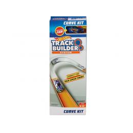 Hot Wheels FPF05 Track Builder - Ostry zakręt i samochód