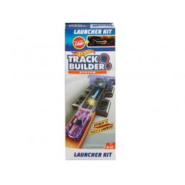 Hot Whels FTF69 Track Builder - Wyrzutnia z samochodem