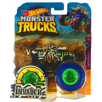 Hot Wheels – Monster Trucks Invader – GJF31